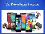 Cell Phone Repair In Houston