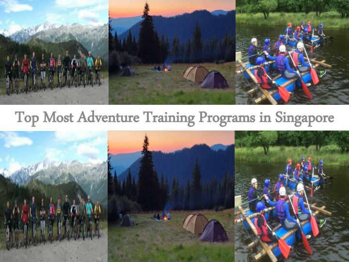 top most adventure training programs in singapore n.