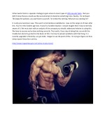 How Ultra Muscle Testo Can Increase Your Muscle Power