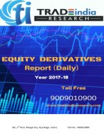 DAILY EQUITY DERIVATIVE PREDICTION REPORT FOR 22ND NOVEMBER 2017 BY TRADEINDIA RESEARCH