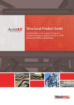 Structural Product Guide of Treadwell Group