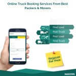 Online Truck Booking Services From Best Packers & Movers