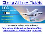 Tips for Searching the Cheapest Air Tickets Online