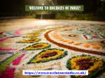 Tours To India From UK | Tours of India From UK