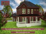 Choose Ron Staley as your home builder to build your home