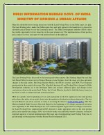 Press Information Bureau Govt. of India Ministry of Housing & Urban Affairs
