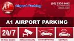 Get affordable Melbourne airport parking prices at A1