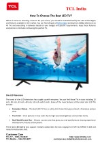 How To Choose The Best LED TV?