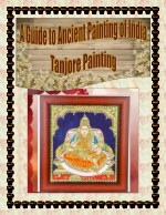 A Guide to Ancient Painting of India: Tanjore Painting