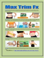 http://www.tophealthresource.com/max-trim-fx/