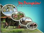 Spend your Vacation at Joy Bungalow