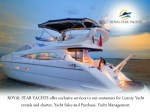 Private Charter Dubai - Get the Best Services of Private Charter