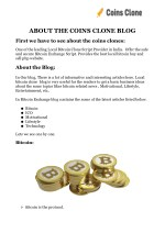 Local Bitcoin Clone | Local Bitcoin Clone Script | Local Bitcoin Script | Bitcoin Clone Script | Local Bitcoin Clone php