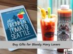 Buy Bloody Mary Gift Set Online - Drunken Tomato