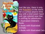Wonderful Little Poopshkin Books for Small Children to Read