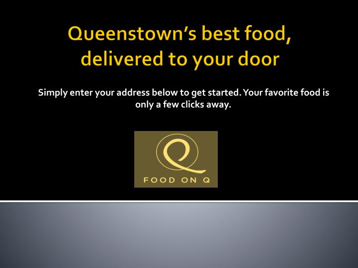 simply enter your address below to get started your favorite food is only a few clicks away n.