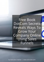 Free Book DotComSecrets Reveals Ways To Grow Your Company Online Using Sales Funnels