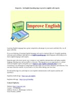 Engvarta - An English Speaking App to Practice English with Experts