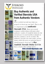 Buy Authentic and Verified Steroids USA from Authentic Vendors
