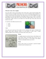 Wholesale Cookie Cutters Supplier