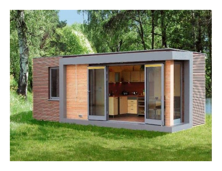 Ppt How To Build A Container House