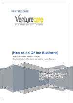 How to do Online Business| Starting your own business, Starting an online business Venture care