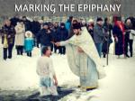 Marking the Epiphany