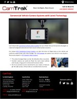 Commercial Vehicle Camera Systems with Latest Technology