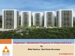 Highmont – 2bhk Residential property in Hinjewadi, Pune by Mittal brothers