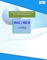 How is a company registered by the RoC? | ROC filing procedure