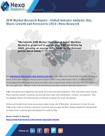 ATM Market (Automated Teller Machines) Industry Research Report