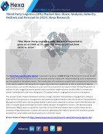 Third-Party Logistics Industry Research Report