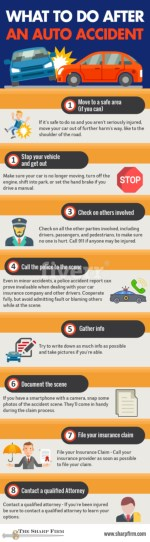 What Should You Do After An Auto Accident?