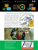 Travel Vaccine Clinic for Proper Travel Vaccination