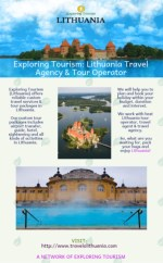 Exploring Tourism: Lithuania Travel Agency & Tour Operator