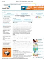 Reasons for Growth of Network Marketing - Modicare Products