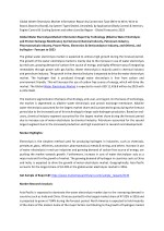 Water Electrolysis Market Research Report - Global Forecast to 2023