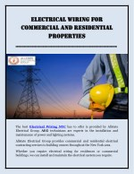 Licensed Electrician NYC