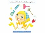 Reliable and Friendly Move Out Cleaning Malvern