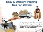 Movers and Packers | Packing Services | France | Germany