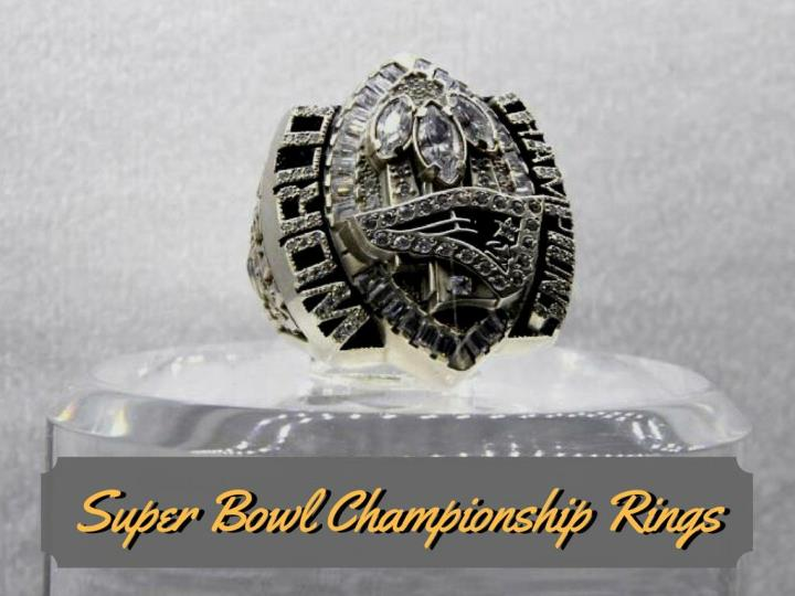 super bowl championship rings n.