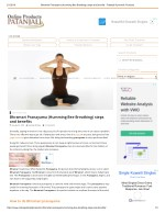 Bhramari pranayama (humming bee breathing) steps and benefits patanjali ayurvedic products