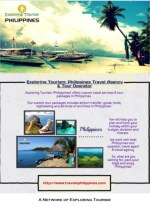 Exploring Tourism: Philippines Travel Agency & Tour Operator
