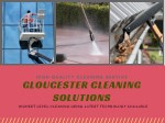 Gloucester cleaning solutions