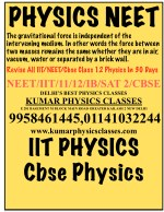Neet Physics Classes