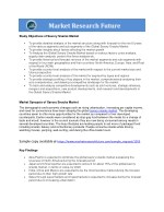 Savory Snacks Market capturing attention among young GEN forecast analysis for the next 5 years