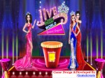 Live Miss world Beauty Pageant Contest Models
