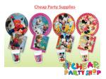 party supplies uk - cheap party supplies