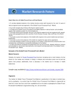 Frozen Processed Food Market Research Report