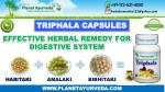 Triphala Capsules - Benefits, Ingredients, Dosage & Side effects